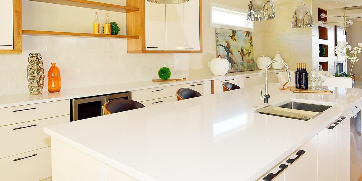 artificial stone white
